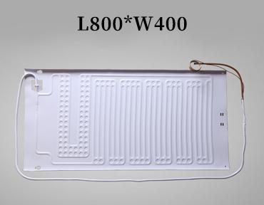冷柜吹胀式蒸发器
