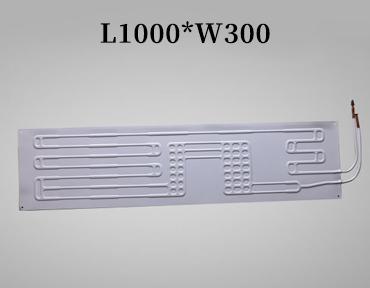 冷柜蒸吹胀式发器