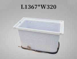 冰箱吹胀式蒸发器